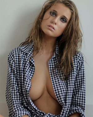 Ella Basey Busty and Beautiful