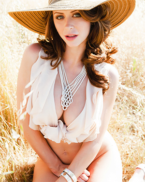 Emily Addison Nude for Penthouse