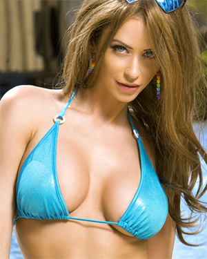 Emily Addison Sizzling Hot