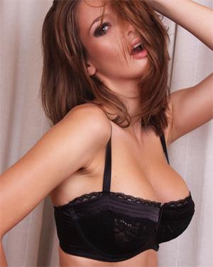 Emily Shaw Sexy Model
