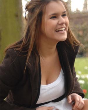 Emma Nicholls Busty College Girl