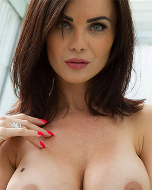 Emma Glover Naked Pool Tennis