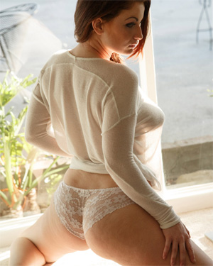 Emmy Sinclair Lace Panties Zishy