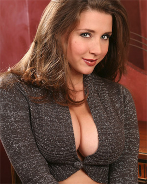 Erica Campbell Sweater Boobs