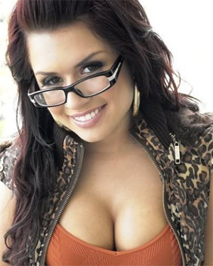Eva Angelina Sexy Model