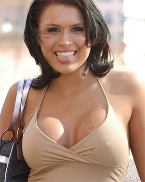 Eva Angelina has a facial like whoa im all sticky