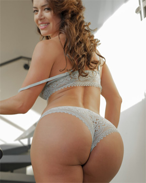 Franceska Jaimes Juicy Butt