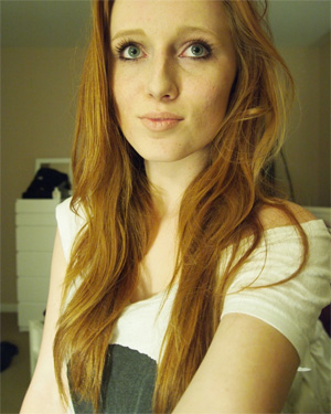 Amazing Ginger Girl
