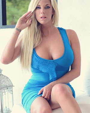 Xo Gisele Seductive Blue Dress