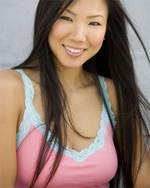 Hiromi Oshima Busty Asian Playmate