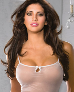 Hope Dworaczyk Lingerie Shoot