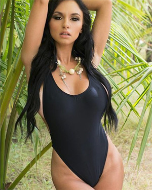 Iryna Ivanova Bikini Romp