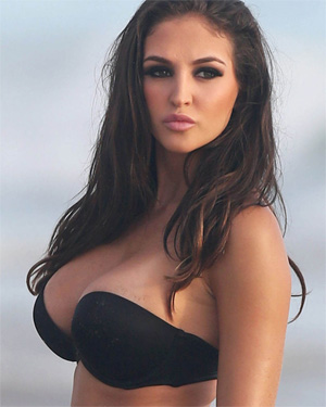 Jaclyn Swedberg Sexy Model