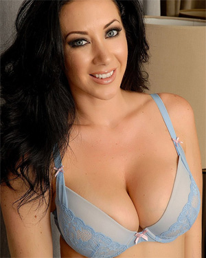 Jayden Jaymes Blue Panties