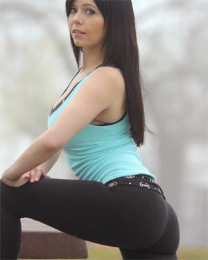 Jenna Miles Morning Stretch