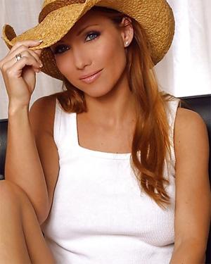 Jennifer Korbin Topless Cowgirl