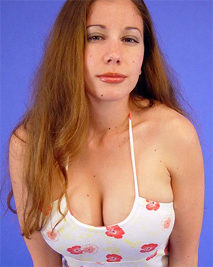 Jenny Natural Breasts and Smile