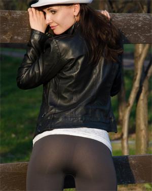 Jeny Smith Yoga Pants