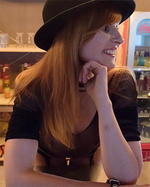 Jeny Smith Bottomless Bartender