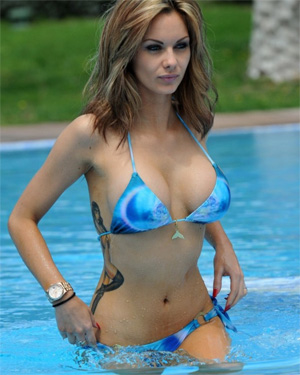 Jessica Jane Clement Hot Babe