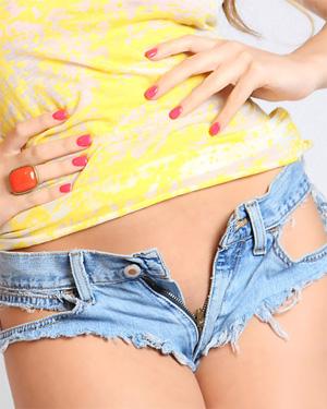 Jessica Cute Shorts