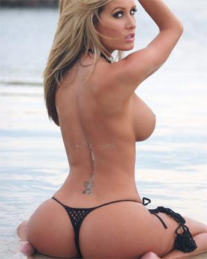 Jessica Barton Mystique Nudes