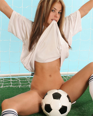Kari Sweets Soccer Star No Clothes