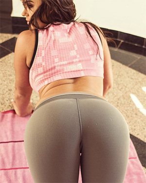 Kat Dee Tight Yoga Pants