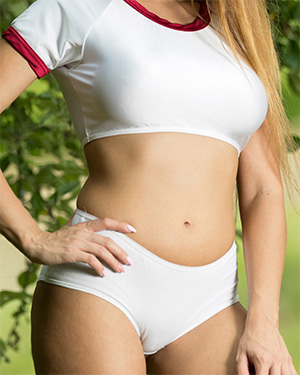Katarina Muti Busty Outdoors