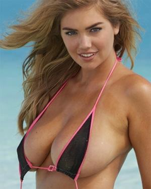 Kate Upton Bikini Babe
