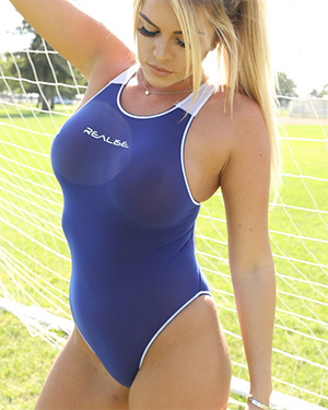 Katie Nikole See Thru Swimsuit Heaven