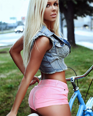 Katya Sambuca Busty Model