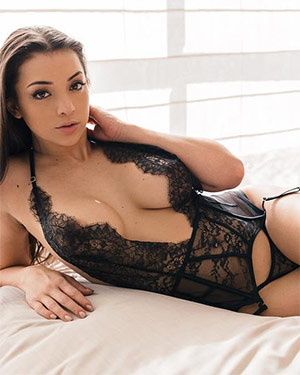 Kelsi Shay Sexy Lace Lingerie