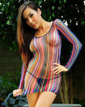 Sweet Kimberly Rainbow Dress