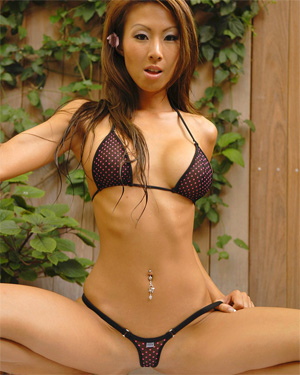 Kt So Black Bikini Lingerie