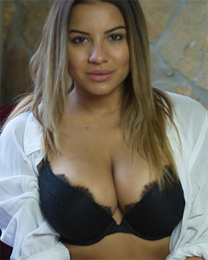 Lacey Banghard Favorite Bra and Panties