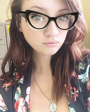 Lana Kendrick Sexy Selfies