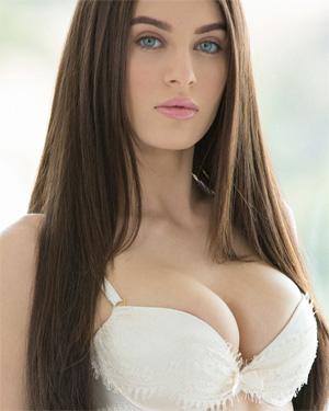 Lana Rhoades Wears The Sexiest Lingerie