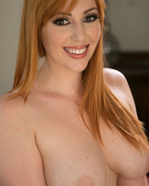 Lauren Phillips Perfect Redhead Boobs