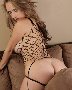 Lily Xo Fishnet Bodystocking
