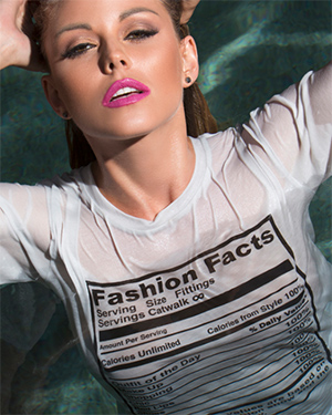 Lindsay Hancock Sexy Model