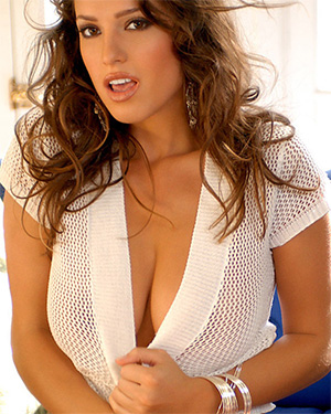 Lindsey Vuolo big boobs playmate