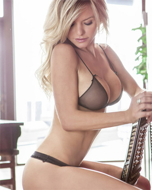 Lindsey Knight Playboy