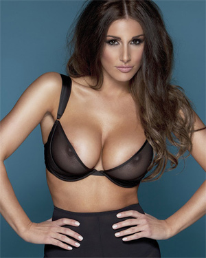 Lucy Pinder Big Boobs