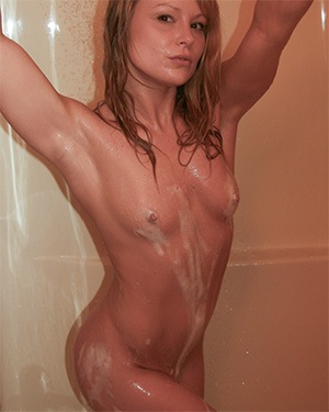 Meet Madden naked shower