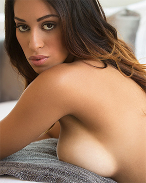 Megan Elizabeth Busty Exotic Playmate