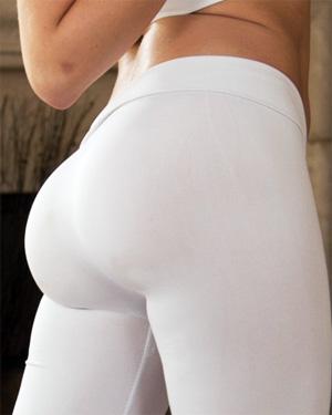 Mia Malkova Yoga Pants Booty