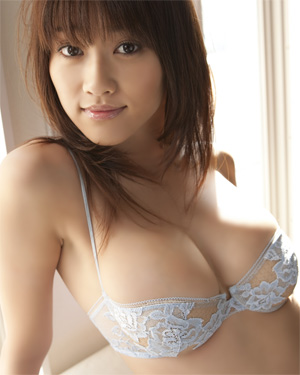 Mikie Hara Busty Asian Beauty