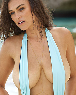 Myla Dalbesio New Swimsuit Model