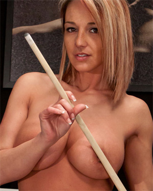 Nikki Sims Pool Shark